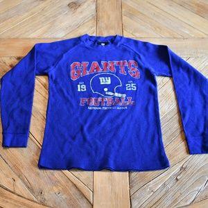 Giants Football Thermal